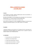 DOSSIER GRIFFE 2019
