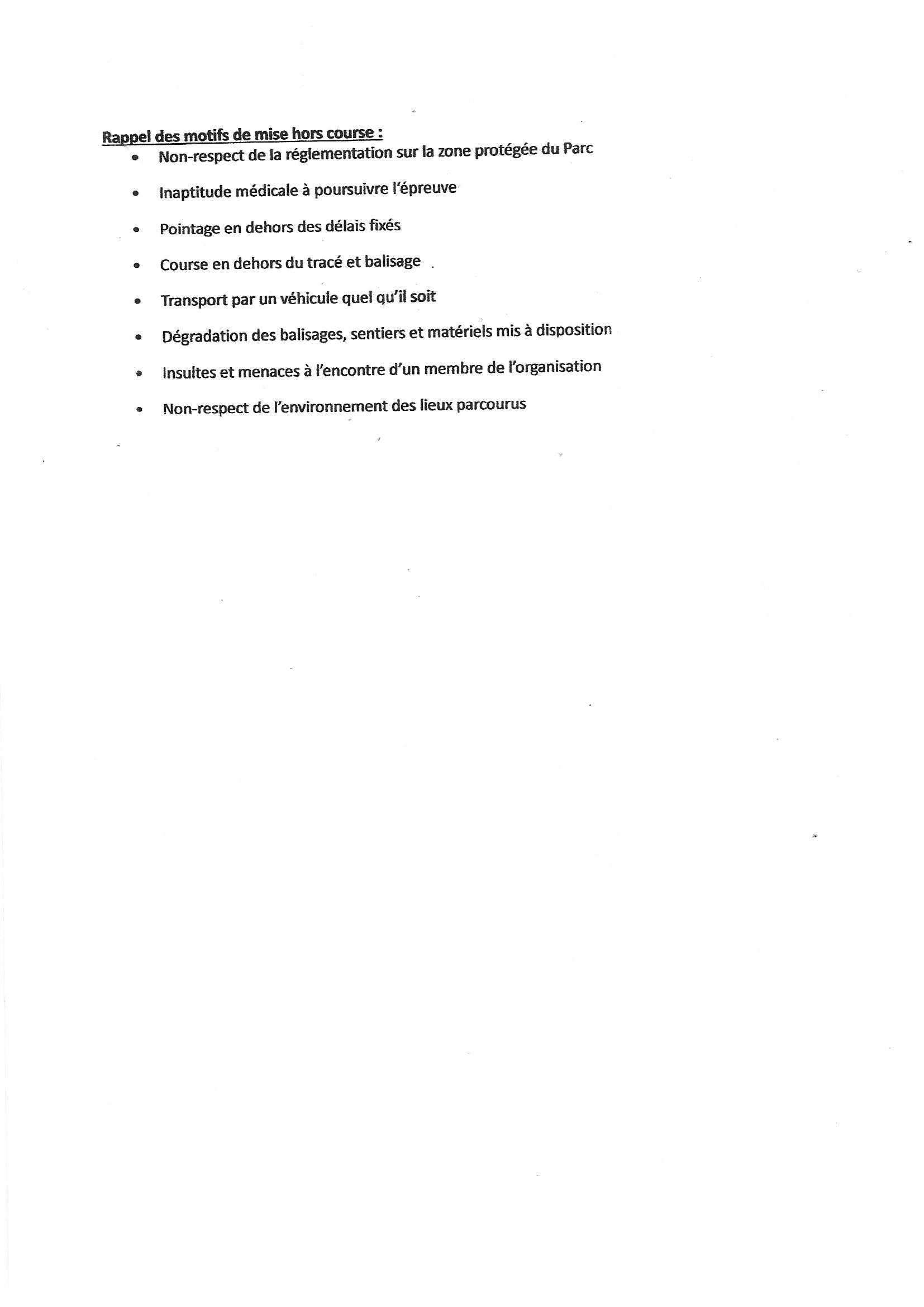 Règlement 3